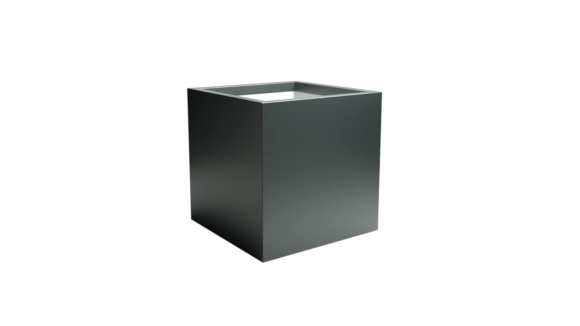 Nowoczesne donice aluminiowe Alessio 3