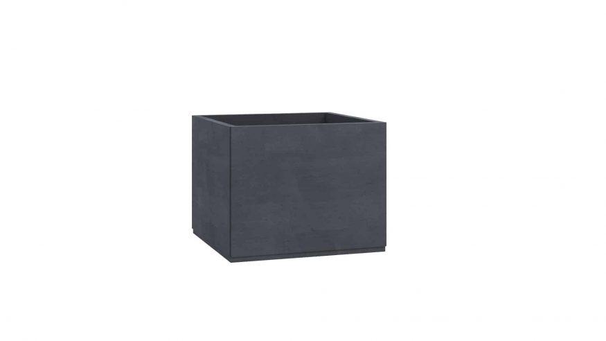 doniczki z betonu Alice czarny