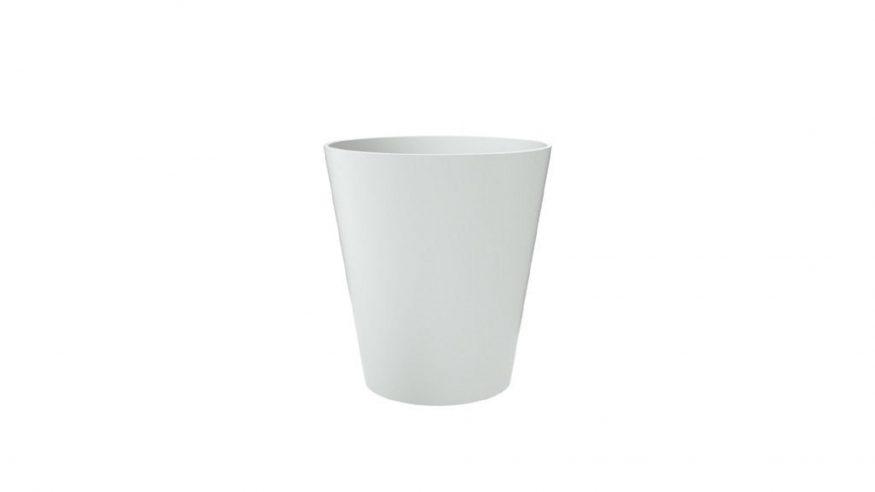 nowoczesne donice Giacomo biały