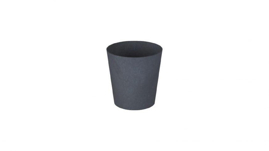doniczki betonowe Giovanna czarny