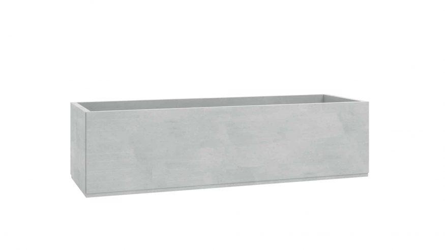 donice ogrodowe betonowe Martina szary