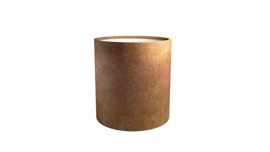 Donice stalowe corten Vaso 3