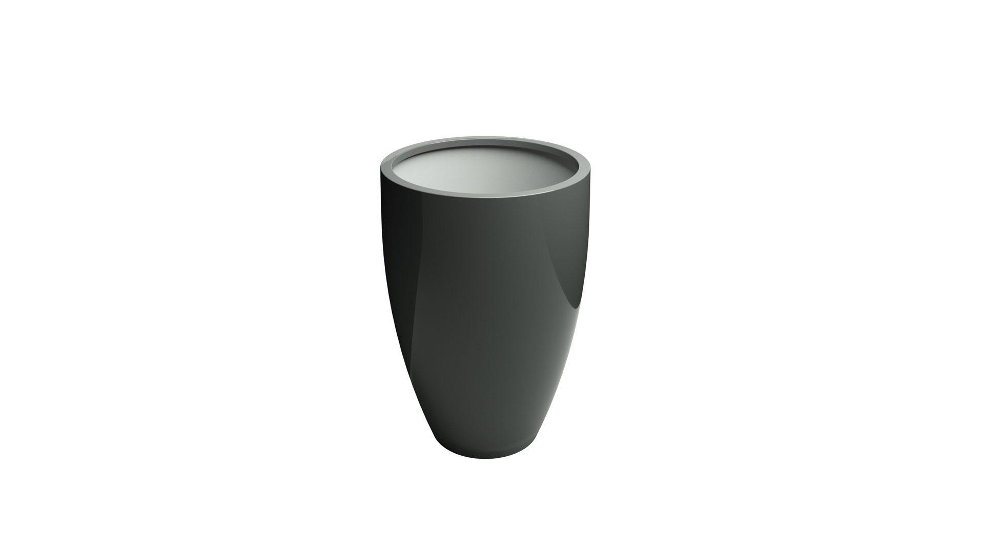 Donica plastikowa z włókna szklanego - Sofia 2