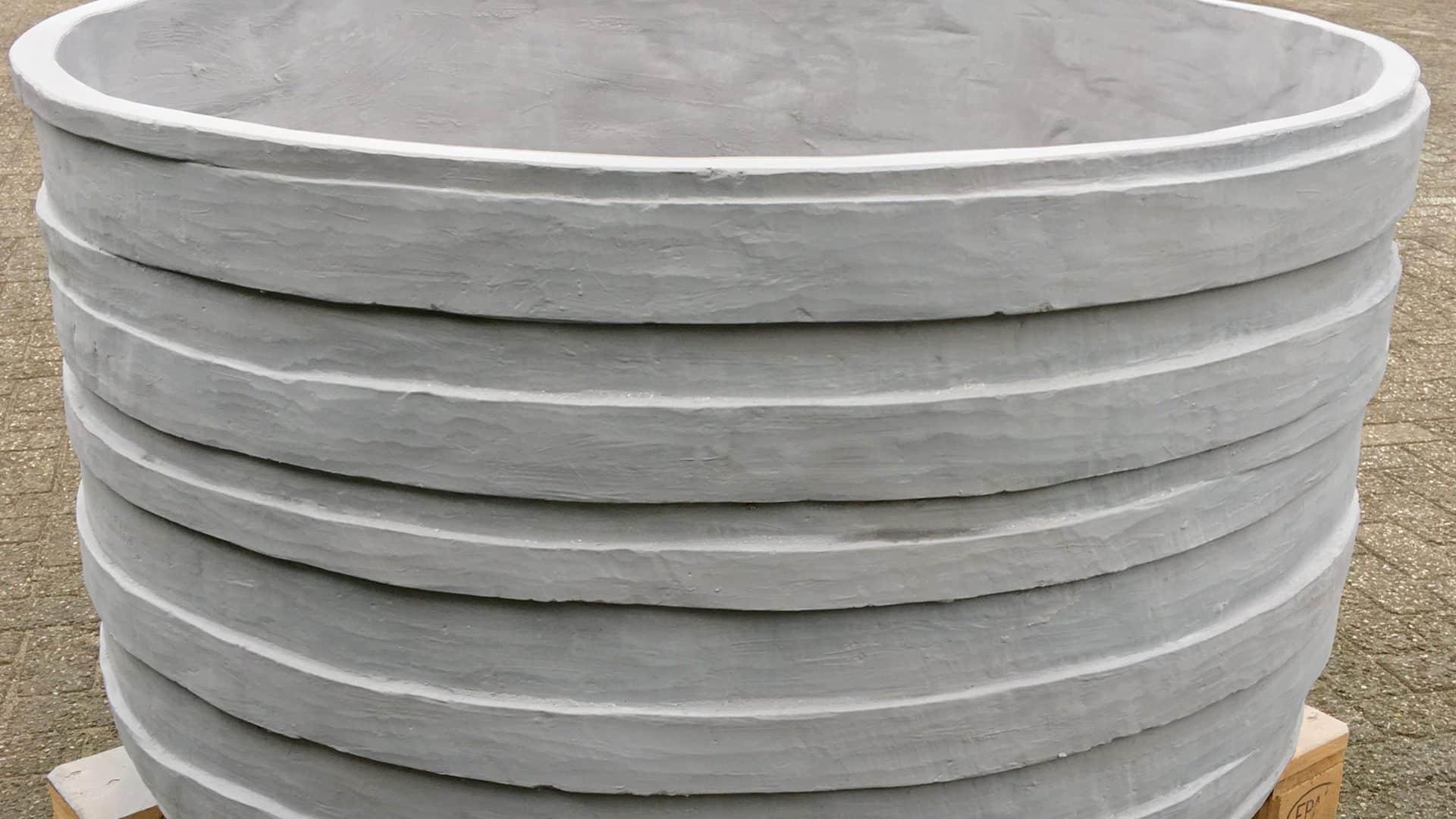 Donice z ultra betonu w praktyce