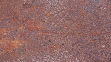 Donica metalowa – corten Vaso 2