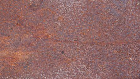Donica metalowa – corten Vaso 1