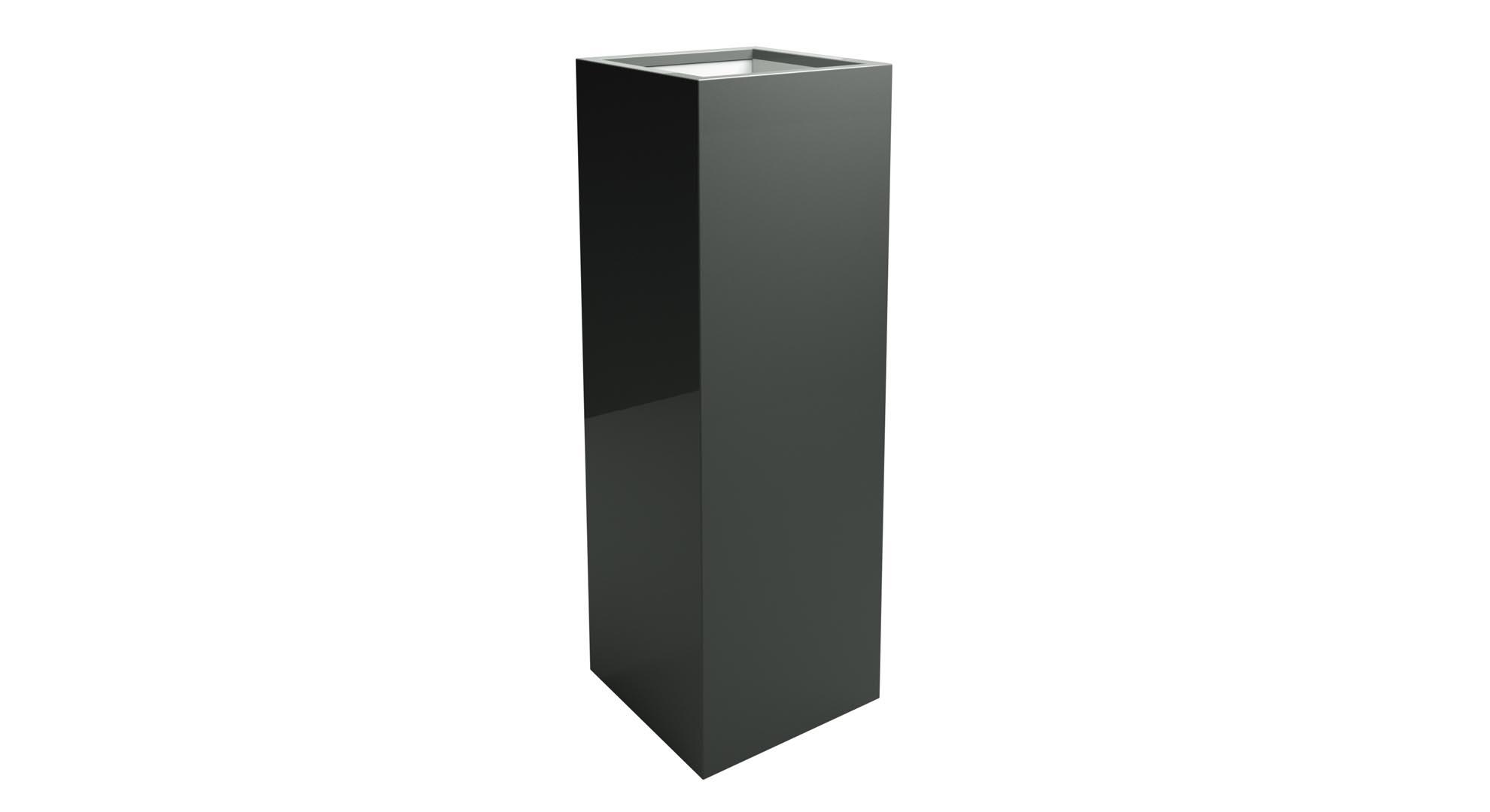 smukła donica aluminiowa Vittorio 5