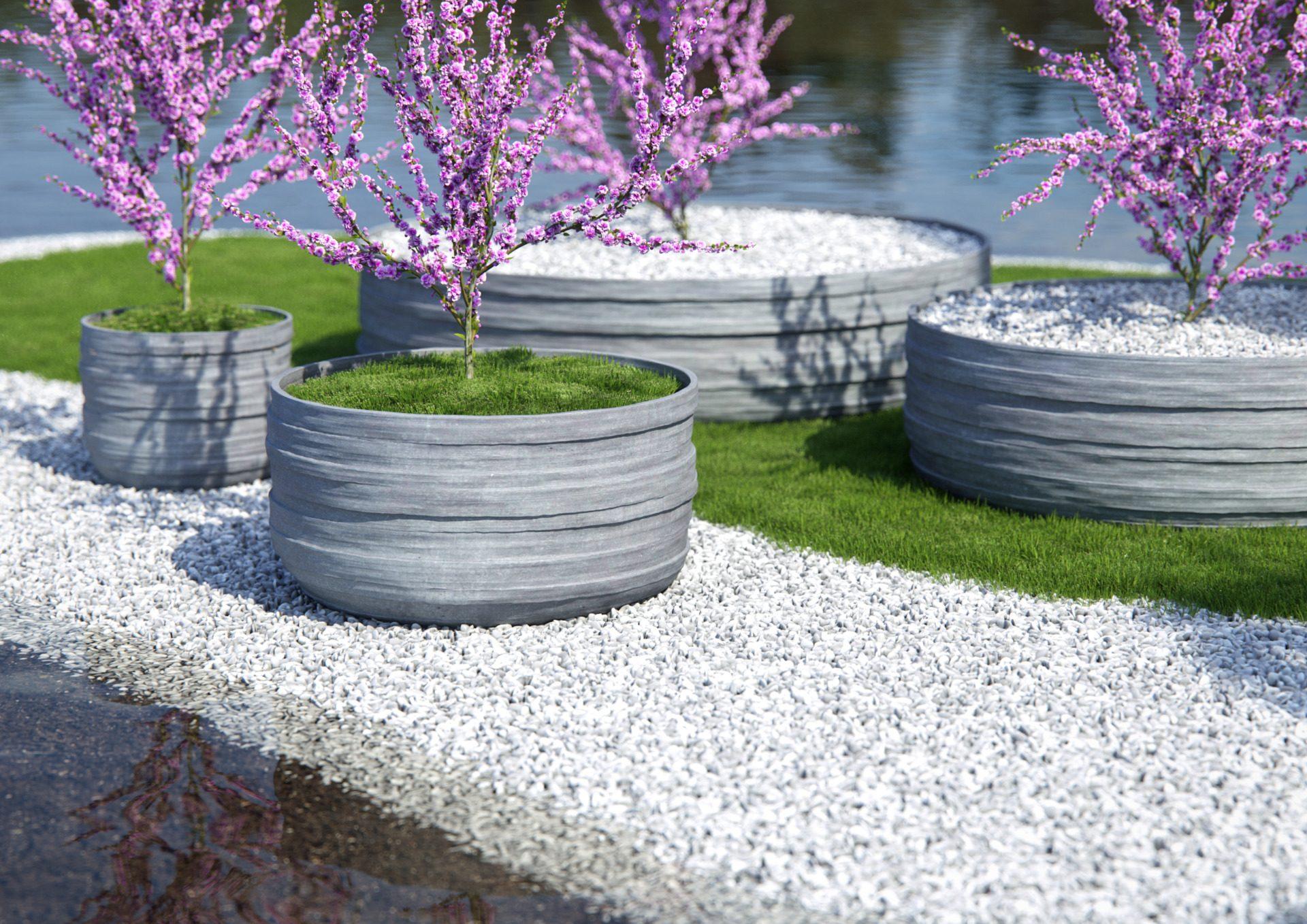 Zarządzanie małą architekturą w ogrodzie