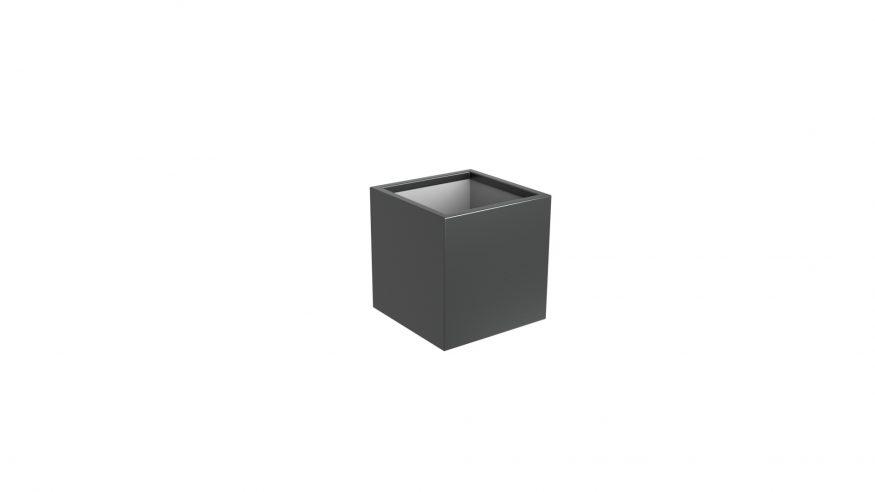 mała doniczka z włókna szklanego Camilio 2