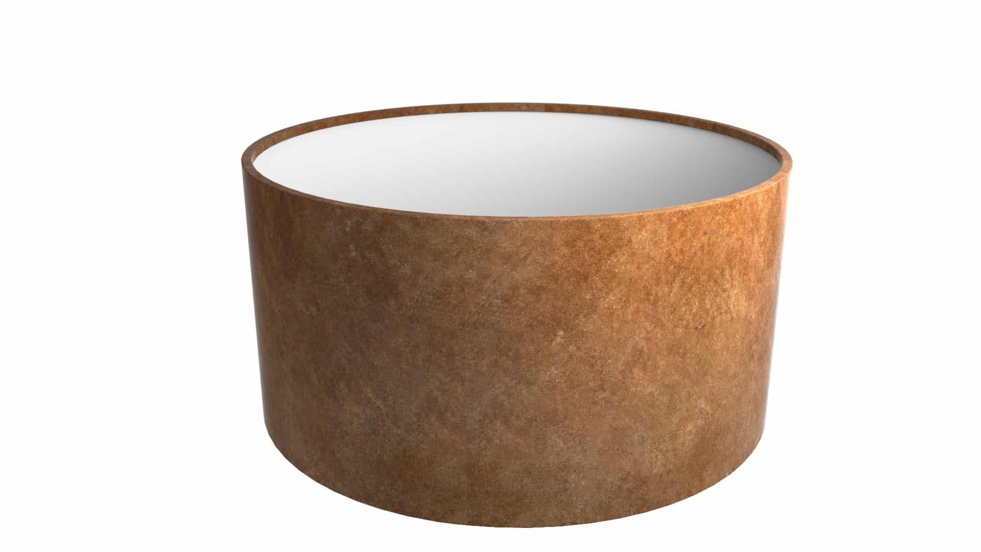 Metalowe donice zewnętrzne Vaso 8