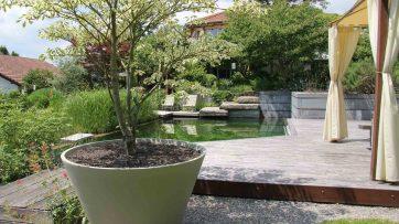 donice ogrodowe z betonu model pietro